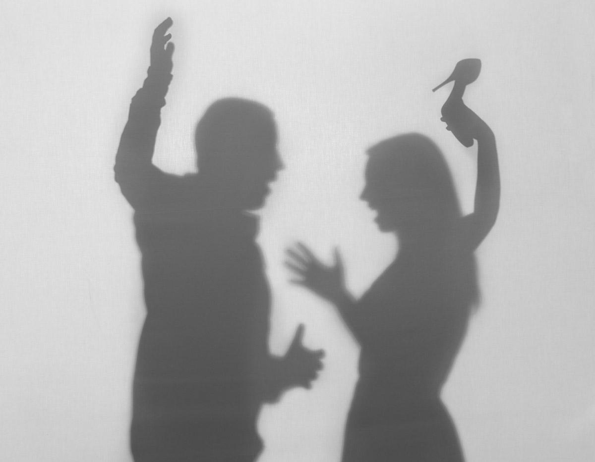 Violence conjugale : avant la première gifle